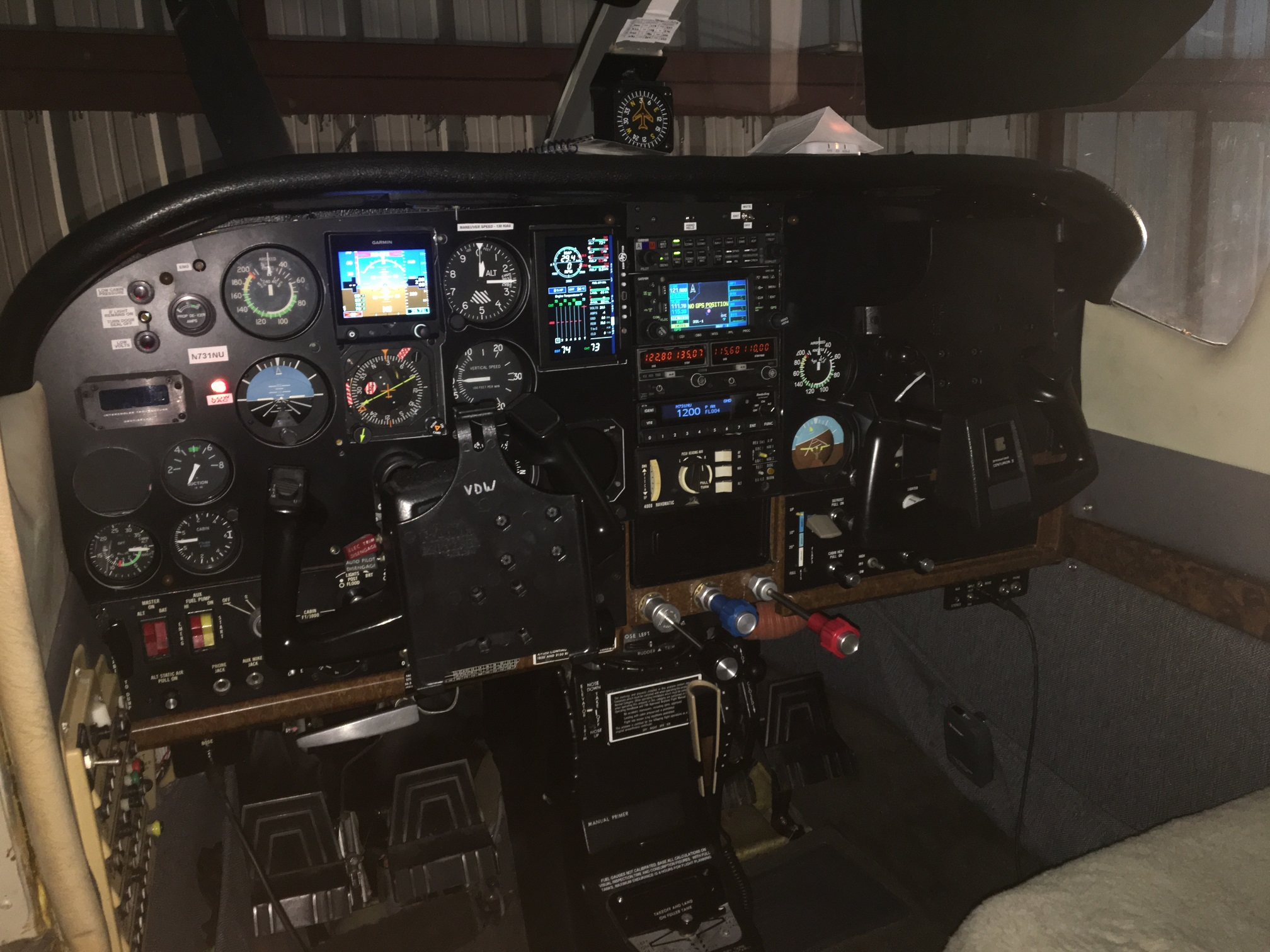 P210 Panel